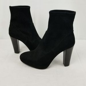 Gianvito Rossi Suede Ankle Boots size 37.5